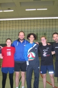 Volleyball Weihnachtsturnier